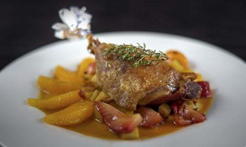 Restaurante el Gamonal - Confit de Pato
