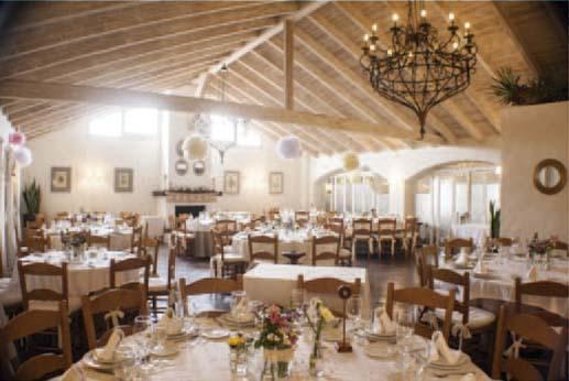 Restaurante el Gamonal - Salón pequeño