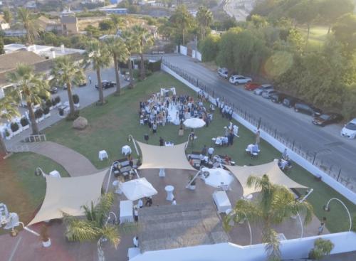 EL Gamonal Restaurante Marbella Bodas