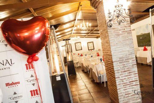 Salon Interior 1 - EL Gamonal Restaurante Marbella