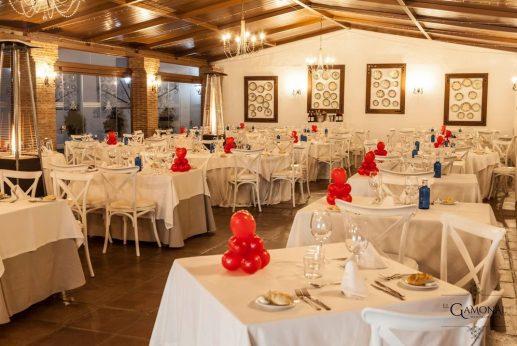 Salon Interior 2 - EL Gamonal Restaurante Marbella