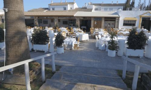 Teraza 1 - EL Gamonal Restaurante Marbella